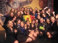 Istanbul International Chorus Competition & Festival - Eerste prijs in categorie van de gelijkstemmige koren + eerste prijs in het totale klassement