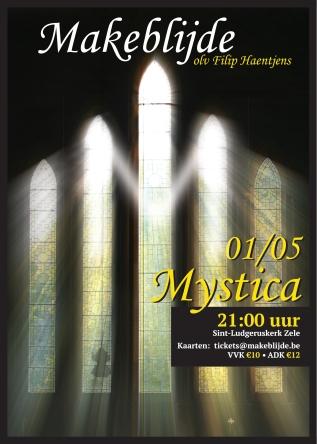 Mystica - Een muzikale reis doorheen 1500 jaar mystieke muziek