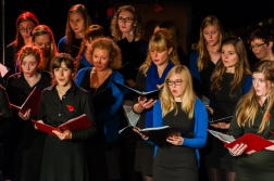 Makeblijde meets the United Kingdom - Dubbelconcert met het Senior Chamber Choir of Hereford Cathedral School uit Wales
