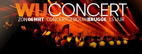WIJ-Concert - Gastoptreden in het Concertgebouw Brugge